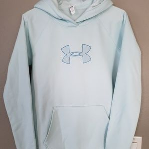 NWOT Under Armour fleece hoodie